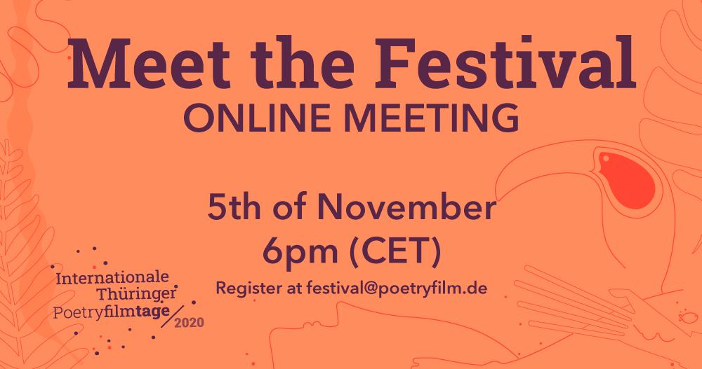Meet the Festival